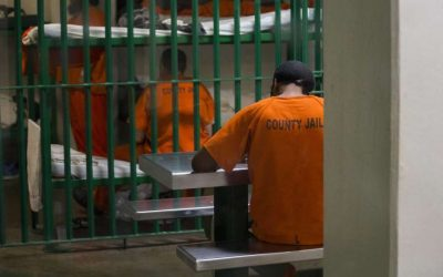 A Grim Look Into Prison Life in Harris County