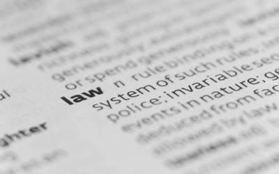 A Brief Glossary of Bail Bond Terms